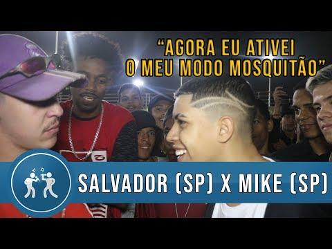 Salvador (SP) X Mike (SP) - |FINAL + FREESTYLE DO CAMPEÃO| - BATALHA DO ATLÂNTICA - 16/07/2019