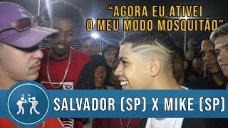 Salvador (SP) X Mike (SP) -  FINAL + FREESTYLE DO CAMPEÃO  - BATALHA DO ATLÂNTICA - 16/07/2019