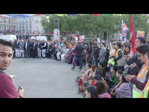 Buddha Jayanti Celebration London
