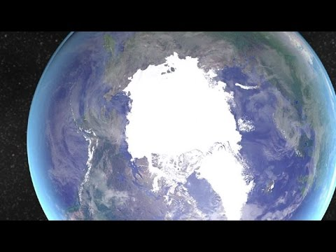 Arctic oil and gas reserves
