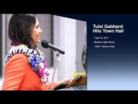 Tulsi Gabbard Talks Syria, Pot, and North Korea (pt.1)