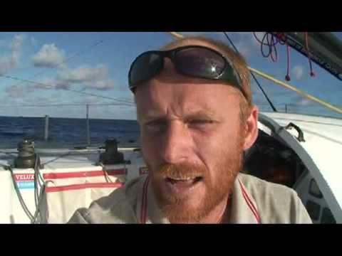 Velux 5 Oceans Race Leg 01 News Report 03