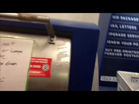 Shipping Tip: USPS Self Service Kiosk Drop Boxes, EBay Sellers And Amazon MF