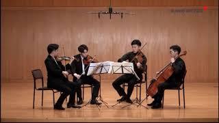 Beethoven : String Quartet No.1 Op.18 ICTUS Quartet (Kumho Art Hall)
