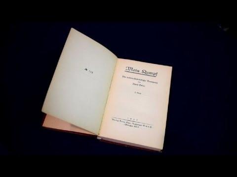 Mein Kampf em leilão
