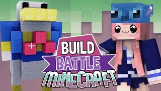 Disney! | Build Battle | Minecraft Building Minigame