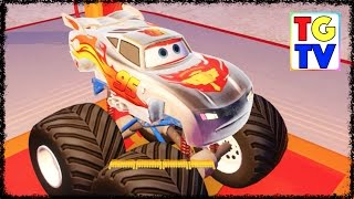 Disney Pixar Cars Lightning Mcqueen Toy Box Speedway | Disney Infinity
