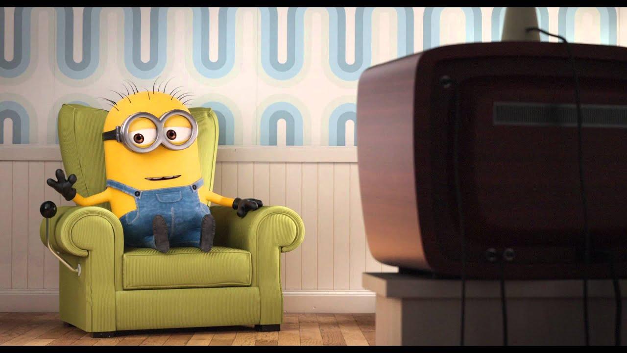 Cinemark Minions Trailer Clip
