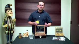 Bcp Cigar 101: Seasoning Your Humidor