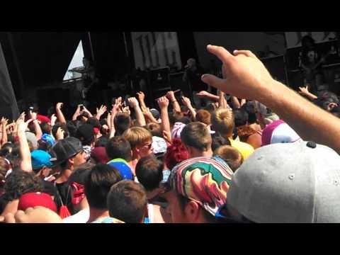 We Came As Romans Full Set Warp Tour 2015 Live