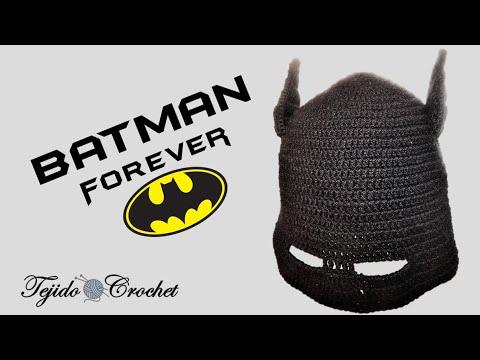 Batman de crochê passo a passo: Amigurumi com receita em 2020 ... | 360x480