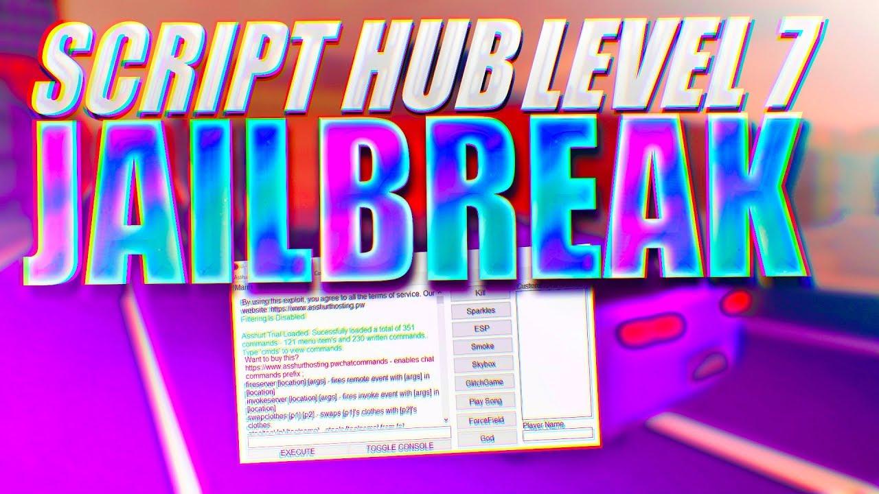 🔥 [WORKING] 🔥 ROBLOX EXPLOIT LEVEL 7 SCRIPT HUB ANY SCRIPT JAILBREAK