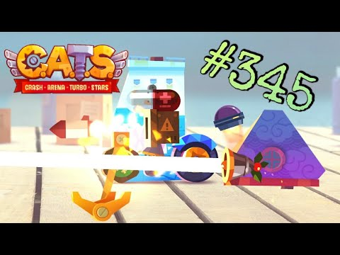 THE JUMPING CLOUD! *MAKING YOUR BUILD!* | C.A.T.S.: Crash Arena Turbo Stars #345