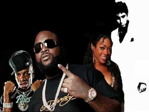Rick Ross  Push it ft Trina & Plies