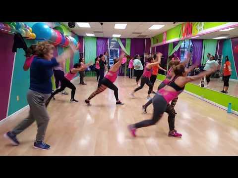 Zumba Move Shake Drop #CD5XX