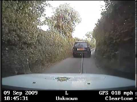 Robert Clive Whatley Range Rover Gwent Police officers smash window brutality full video