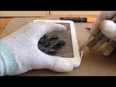 Samsung Galaxy Tab 3 T116 - Sostituzione vetro touch screen