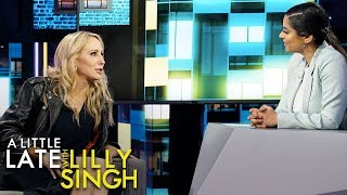 Nikki Glaser Gives Lilly Some Tips for Sex and Dating