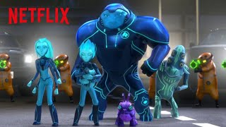 Officer Kubritz   3Below: DreamWorks Tales of Arcadia   Netflix