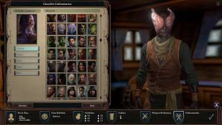 Pillars of Eternity 2 Beta 4 Transcendent and Scout
