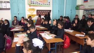 Открытый урок по русскому языку 2 б класс
