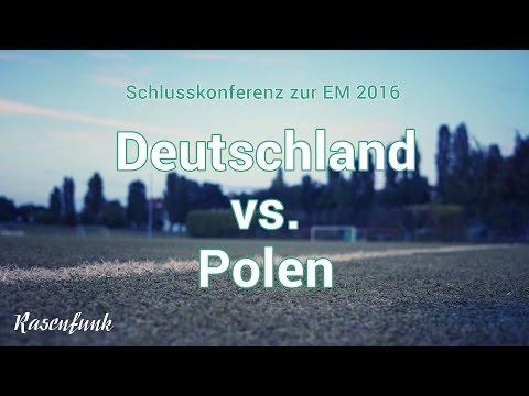EM 2016: Deutschland - Polen