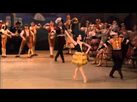 Kitri's Entrance - Don Quixote (Mariinsky Ballet 2006)