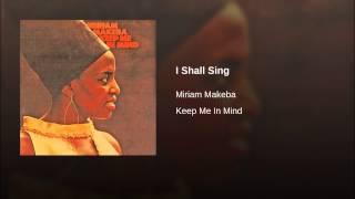 I Shall Sing