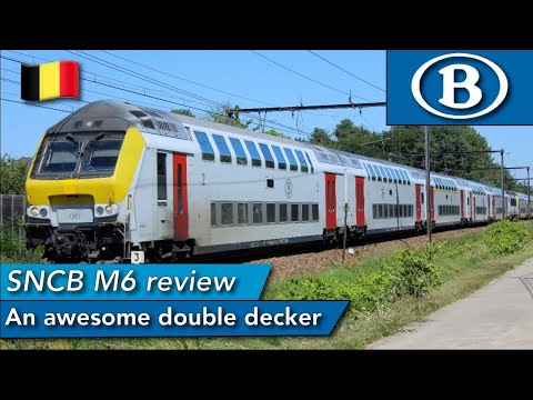 TRIP REPORT | SNCB (2ND CLASS) | M6 | Mechelen 🇧🇪  - Brussel Zuid 🇧🇪  |