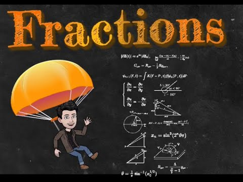 Addition et soustraction de fractions - cours de maths