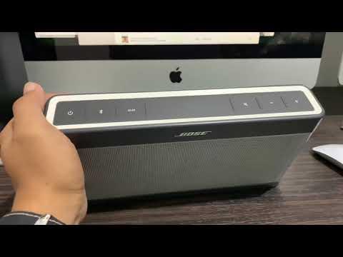Review speaker BOSE SOUNDLINK III & sound test indonesia