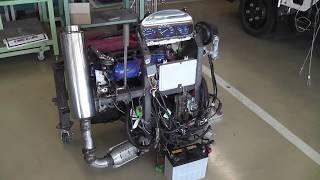 B16B ベンチエンジン 低速カムver
