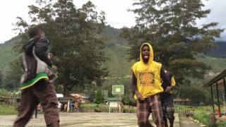 Papua Dan Basket ( Distrik Makki, Kab. Lanny Jaya )