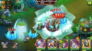 Magic Rush Heroes - Island Crusade