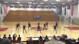 dancefullout13 edina jv dance team jazz 2014