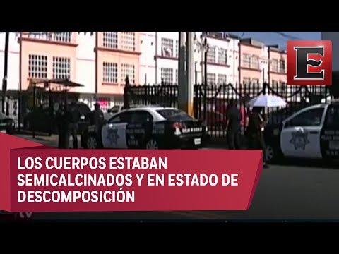 Expolicía federal asesina a su esposa e hija en Tecámac, Edomex