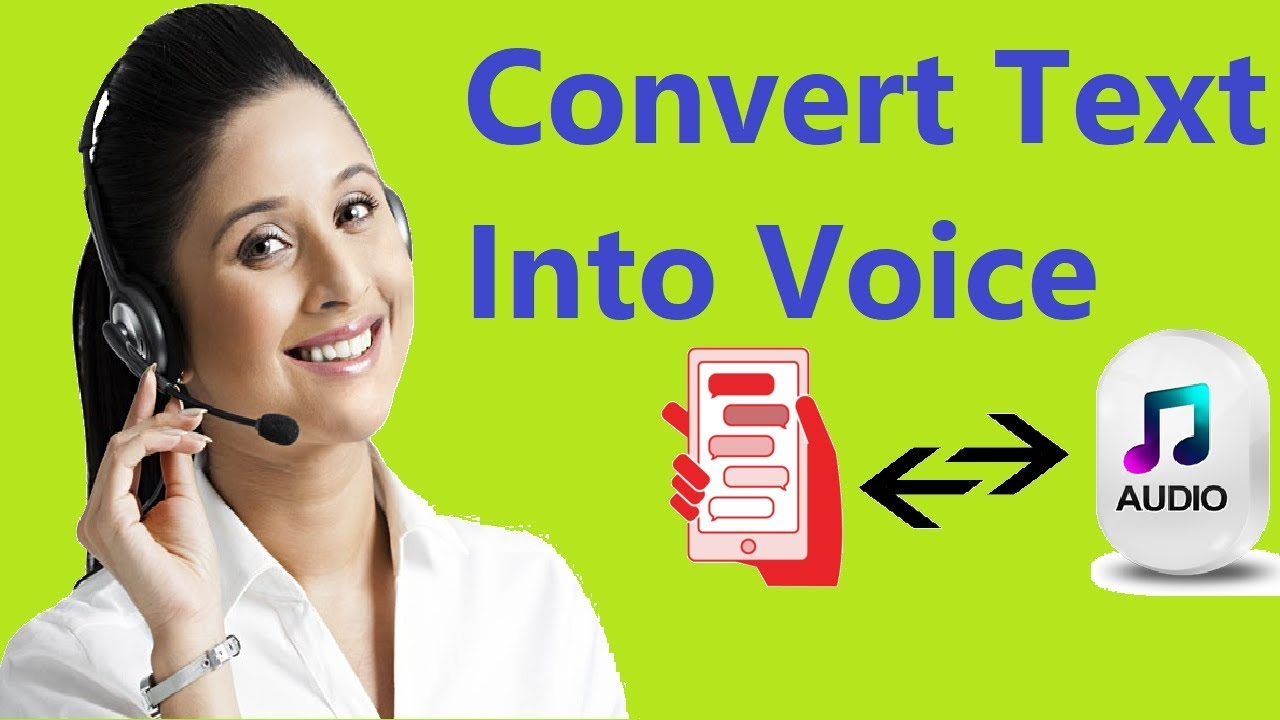 How to Convert Any Text Into Voice (Mp3 Audio File) | Text To Speech | Free  Online