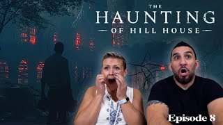 The Haunting Of Hill House Episode 8 Witness Marks Reaction Youtube