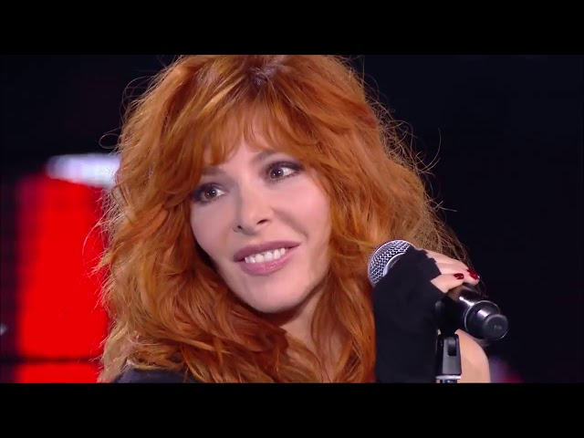Mylene farmer u0026 Sting Stolen car   NRJ Music Awards 2015