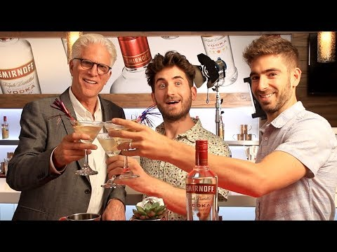 How to Make Sexy Cocktails with Ted Danson