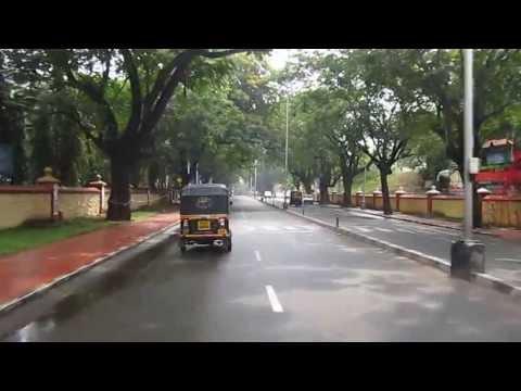 Kowdiar to Napier Museum Road, Trivandrum