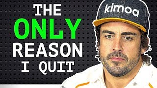 """""""The Only Reason"""" Alonso Left F1 - Ricciardo """"I Changed Overtaking"""" in F1"""
