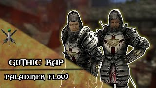 GOTHIC RAP || PALADINER FLOW || Lord Hagen und Lothar || [ENG SUBS]