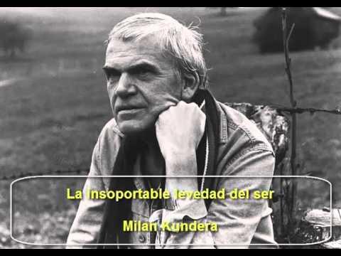 AUDIOLIBRO La insoportable levedad del ser - Cap. 1, 2, 3