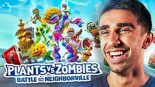PvZ: Battle for Neighborville LIVE Gameplay (Plants vs Zombies #PvZBfN)