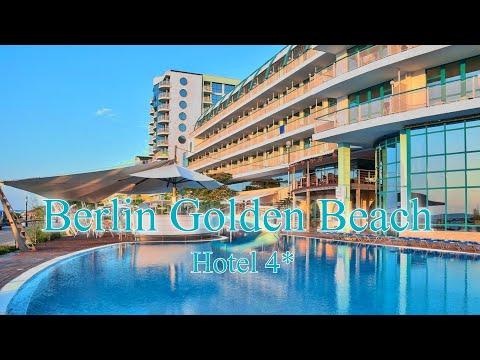 Berlin Golden Beach 4*| Болгария, Золотые пески|Отзыв 2019