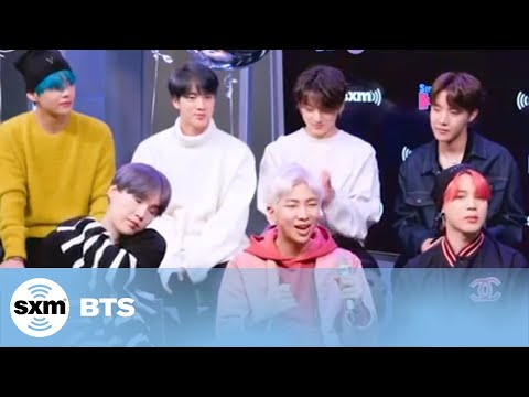 BTS Talk Halsey and Collaborating on 'Boy With Luv' Mp3