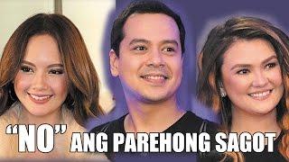 John Lloyd Cruz | Sinagot ang issues kay Angelica Panganiban at Ellen Adarna