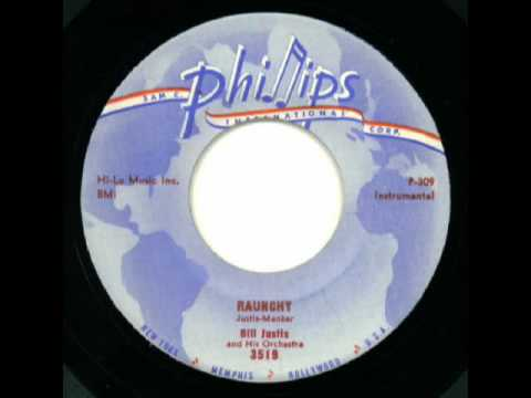 RAUNCHY - the 3 1957 versions