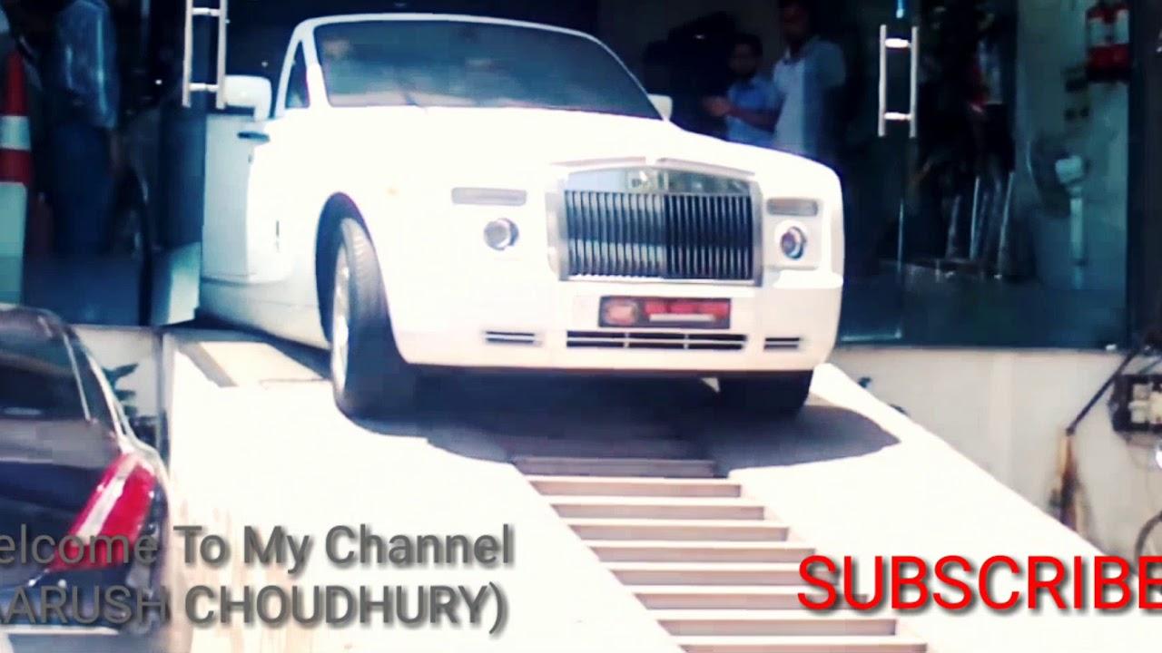 Rolls Royce In India(kolkata)